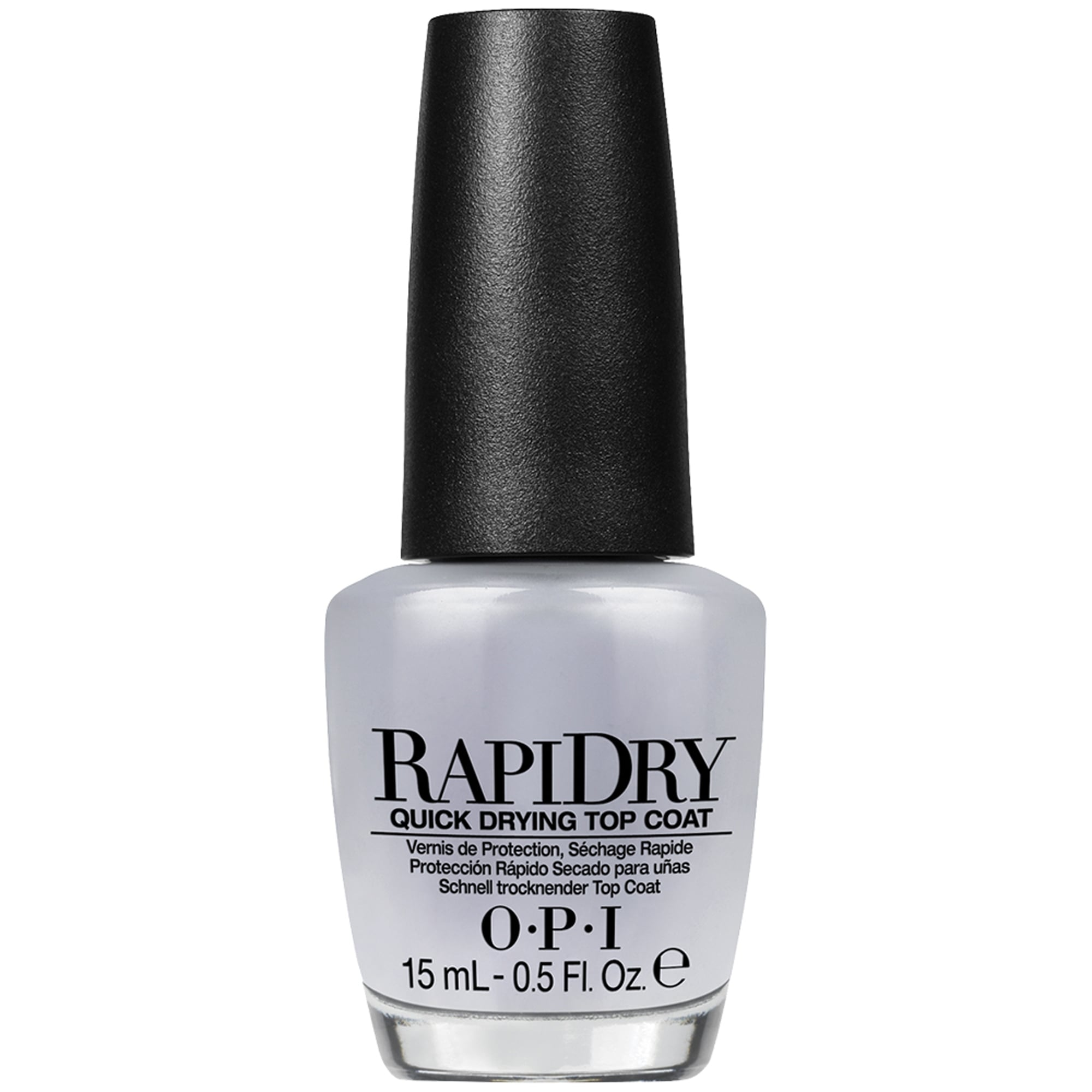 Nail Envy Legends Hours: (UNBOXED) OPI Nail Envy RapiDry Topcoat 15ml
