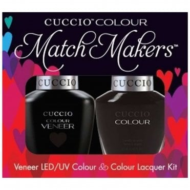 Veneer UV/LED Polish Match Maker Sets - 2am In Hollywood x2 13ml