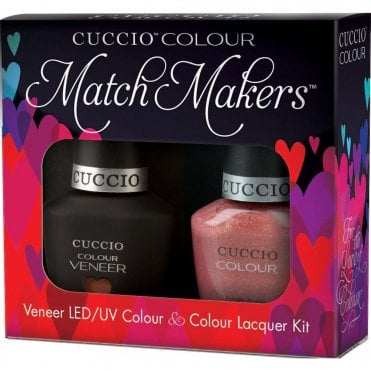Veneer UV/LED Polish Match Maker Sets - Blush Hour x2 13ml