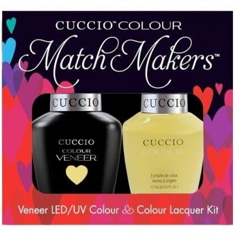 Veneer UV/LED Polish Match Maker Sets - Good Vibrations x2 13ml