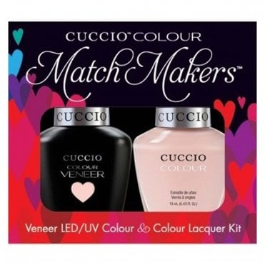 Veneer UV/LED Polish Match Maker Sets - I Left My Heart In San Francisco x2 13ml