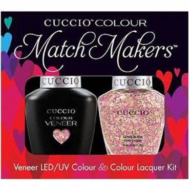 Veneer UV/LED Polish Match Maker Sets - Mimes & Musicians x2 13ml