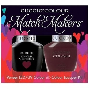 Veneer UV/LED Polish Match Maker Sets - Nights In Napoli x2 13ml