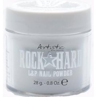 VIP Polymer Nail Powders - VIP Bright White 28g (02401)