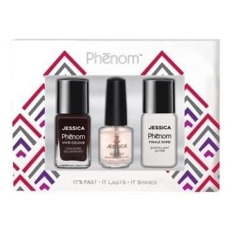 Vivid Colour Gift Sets - Penthouse & Finale Shine 15ml - Free Reward Basecoat 7.4ml