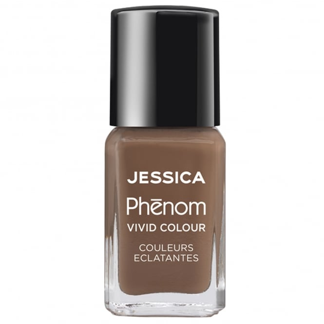 Jessica Phenom Vivid Colour Weekly Nail Polish - Cashmere Creme 15mL