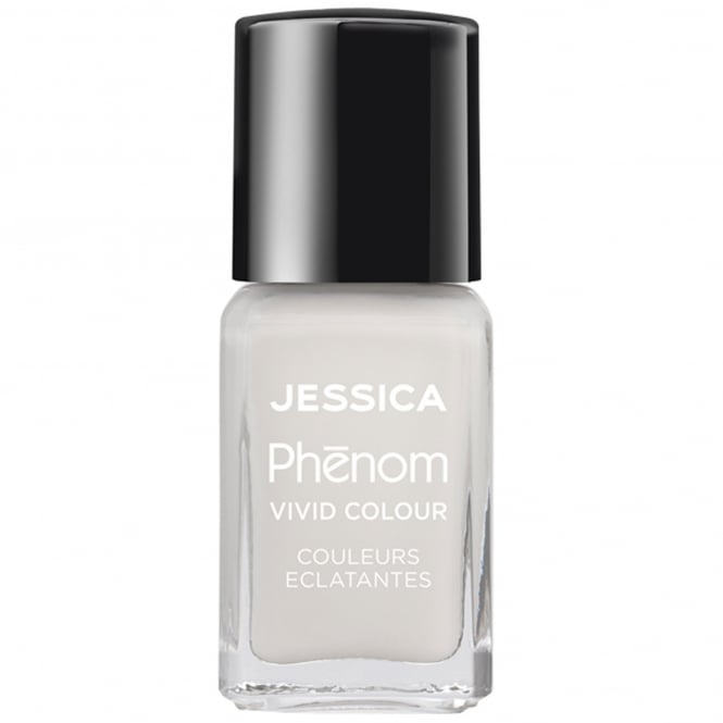 Jessica Phenom Vivid Colour Weekly Nail Polish - The Original French 15mL