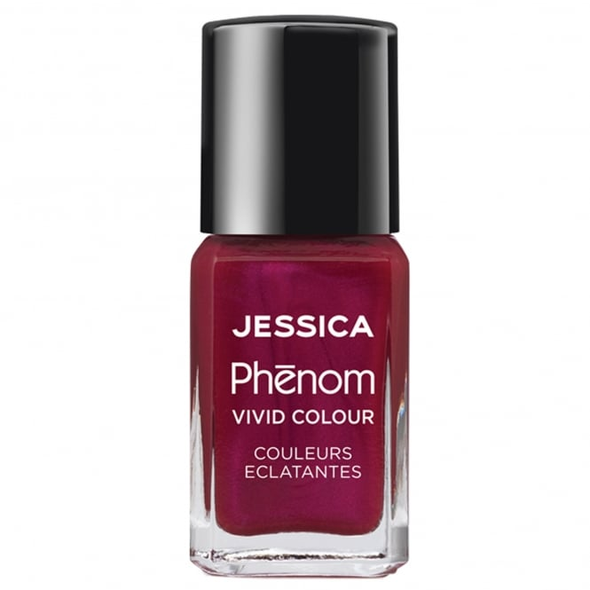 Jessica Phenom Vivid Colour Weekly Nail Polish - The Royals 15mL