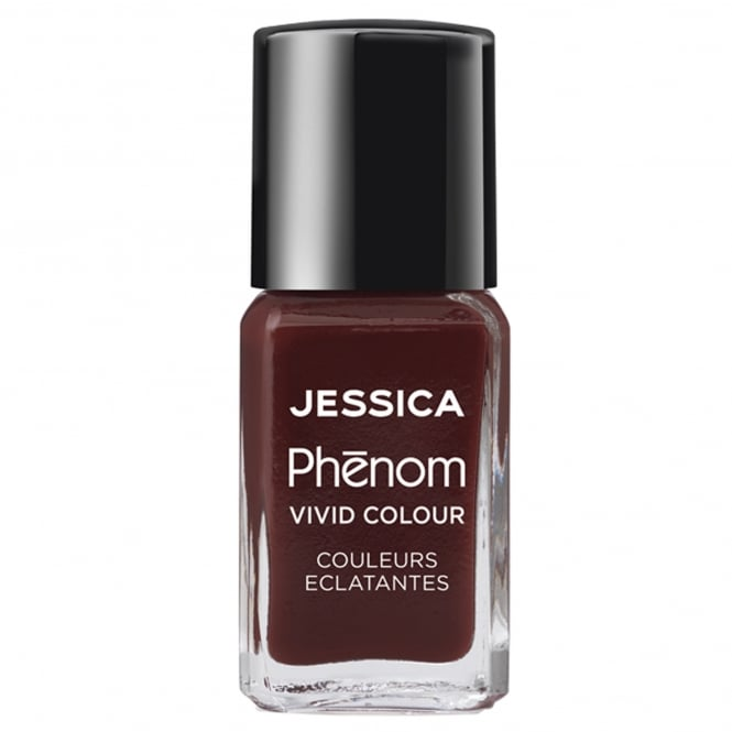Jessica Phenom Vivid Colour Weekly Nail Polish - Well Bred 15mL