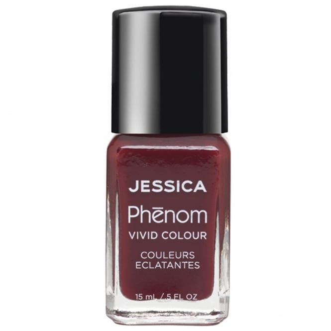 Jessica Phenom Vivid Colour Weekly Winter Nail Polish Collection - Crown Jewel 15mL