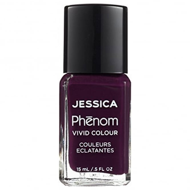 Jessica Phenom Vivid Colour Weekly Winter Nail Polish Collection - Exquisite 15mL