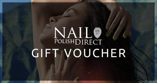 Nail Polish Direct Gift Voucher 1 - New