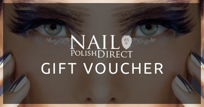 Nail Polish Direct Gift Voucher 2 - New
