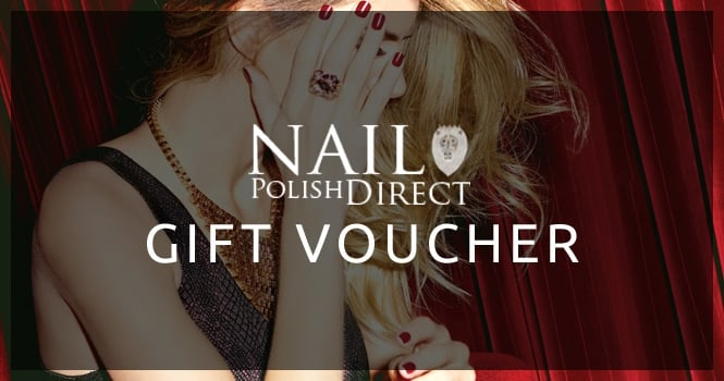 Nail Polish Direct Gift Voucher 3 - New