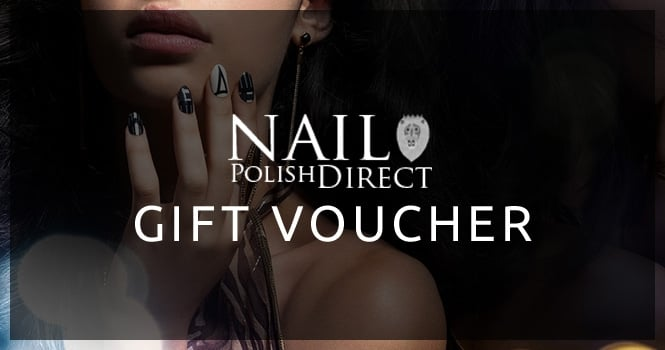 Nail Polish Direct Gift Voucher 4 - New