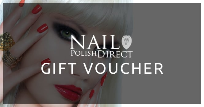 Nail Polish Direct Gift Voucher 5 - New