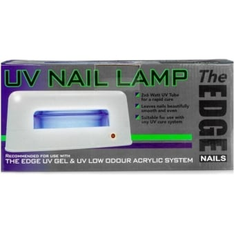 White 12 Watt UV Lamp