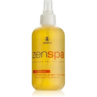 Zenspa Refreshed Foot Spray - Energizing Ginger 237ml