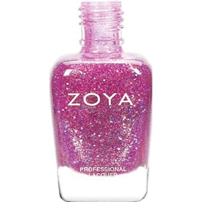 Zoya Nail Polish Bubbly Summer Holographic Jellies Collection - Binx 14ml (ZP739)