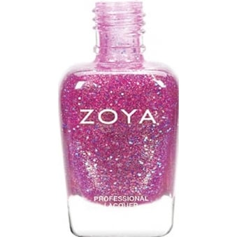 Nail Polish Bubbly Summer Holographic Jellies Collection - Binx 14ml (ZP739)