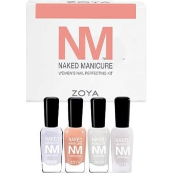 Naked Manicure 2015 Nail Polish Collection - Women's Starter Kit (ZPNMWOMEN01)