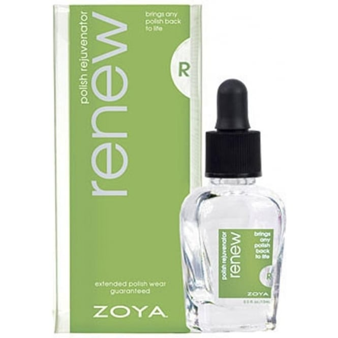 Zoya Renew Polish Rejuvenator 15ml (RENEW)