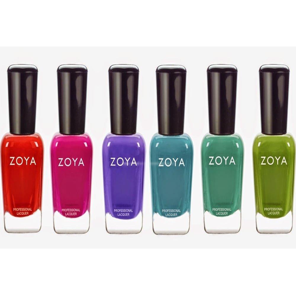 zoya summer 2015 nail polish collection island fun set