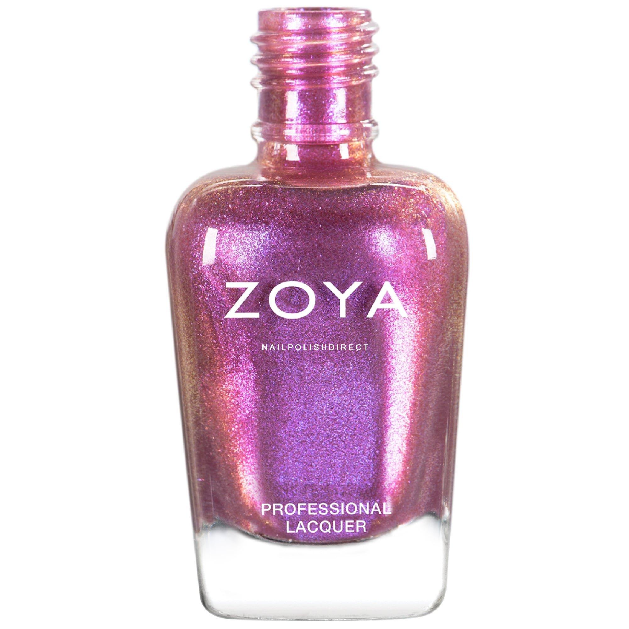Zoya Thrive 2018 Nail Polish Collection